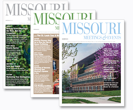 Missouri Meetings & Events magazine